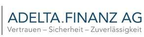 Adelta. Finanz Ag Logo